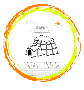 Color The Igloo White